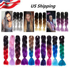 ombre kanekalon braiding hair kanekalon hair ebay