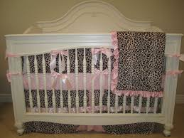 leopard print home decor agreeable pink leopard print crib bedding nice small home decor