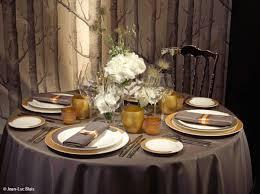 table mariage 50 idées déco pour une table de mariage décoration