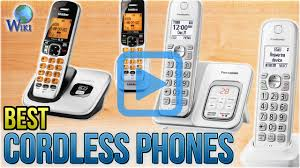 top 10 cordless phones of 2018 video review