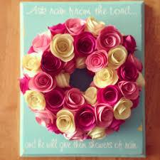 fun spring wreath caiden