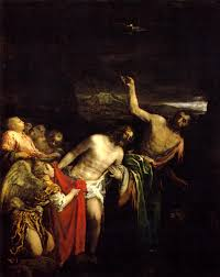 the baptism of christ 2 john the baptist the scriptorium daily