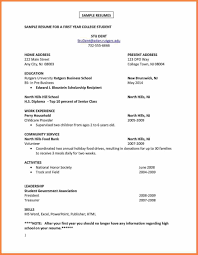 Latest Resume To Download How To Create A Basic Resume Sample Resume123