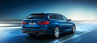 bmw 5 series at a glance
