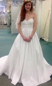 wedding dresses david s bridal david s bridal wg3707 400 size 00 new un altered wedding
