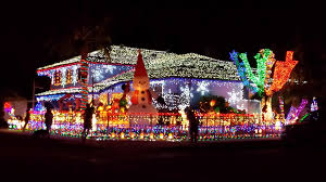 map where you told us to see the best christmas lights in socal