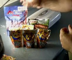Mountain House Food Make Your Own Mountain House Meals For Under Fifty Cents A Serving