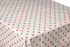 red white polka dot table covers white vinyl tablecloth with red dots polka dot vinyl tablecloths