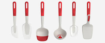 lekue zinc for lekue s first range of real cooking tools we needed to design some simple essential tools along with some more innovative fun ones that cater for the