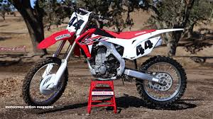 youtube motocross racing videos first ride 2015 honda crf450 motocross action magazine youtube