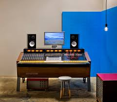 studio rack desk mixing console the snow farm u2014 um project