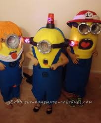 Halloween Minion Halloween Costume Awesome Family Halloween Costume Adorable Minions