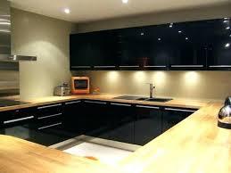 cuisine laqué noir meuble cuisine noir laque meuble cuisine noir laque nettoyage meuble