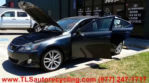 lexus is350 for sale tampa lexus is250 2007 car for parts youtube