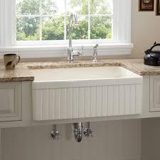 33 inch white farmhouse sink kitchen sink trend and style countertops backsplash kitchen sink