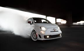Fiat 500 Abarth White 2012 Fiat 500 Abarth Drive Review Car And Driver