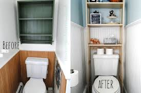 Bathroom Before And After My Bathroom Fixer Upper Before And After New England U0027s Narrow Road