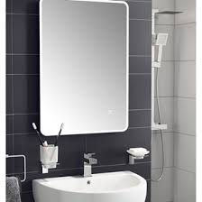 Illuminated Bathroom Mirrors Illuminated Bathroom Mirrors Backlit Bathroom Mirror Tap Warehouse