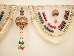 Home Decoration India Etnic Toran For Home Decoration Manufacturer Inhimatnagar Gujarat