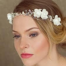 wedding hair with headband wedding hair vine headpiece i wedding headbands i bridal halo hair