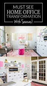 chic office decor 99 best home decor images on pinterest room study and workspaces
