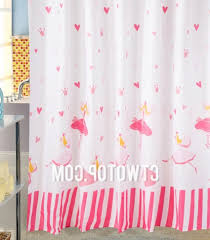 Childrens Shower Curtains by Mermaid Shower Curtain Pottery Barn Kids Shower Curtains For Girls