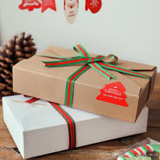 christmas boxes wholesale wholesale kraft paper boxes candy cake cookies food packaging