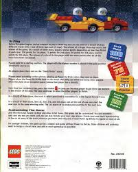 game design your own car lego super speedway game instructions 31314 racers