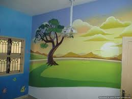 improvement factors school wall painting free consultation chennai image 1