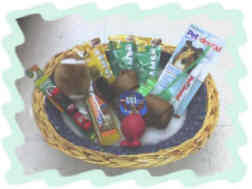 Pet Gift Baskets Pet Gift Basket