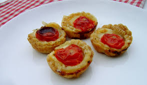 easy vegetarian canapes couldn t be easier cheese and cherry tomato canapes made by jayne