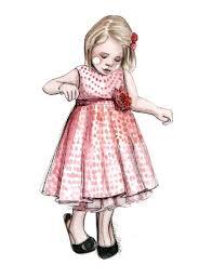 kids fashion illustration
