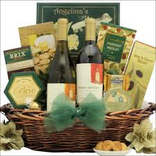wine gift baskets festive holidays duet robert mondavi selection gourmet