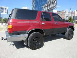 Toyota Asis 1994 Toyota 4runner V6 3 0l 4x4 5 Speed Manual Tx Drives Great