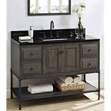 f140148 toledo vanity base bathroom vanity driftwood gray at