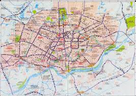 Harbin China Map by Shenyang City Map Guide China City Map China Province Map China