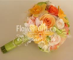 wedding flowers toronto flower girl ca greater toronto clay flower designer tracey