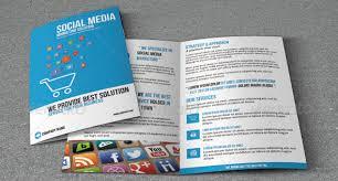 social media brochure template 19 beautiful brochure templates for marketing product desiznworld