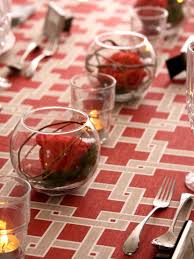 Red Rose Table Centerpieces by 30 Table Setting Ideas For Party Table Decorating Ideas