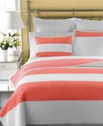Coral Colored Comforters Best 25 Coral Bedspread Ideas On Pinterest Coral And Grey