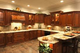 kitchen cabinet cherry cherry glazed kitchen cabinets rta cabinet store