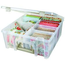 Plastic Christmas Ornament Storage Boxes Uk by Art Storage And Portfolios Hobbycraft