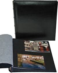 acid free photo album classic small black photo albums photoalbumshop au