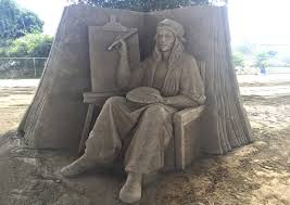 Calvin Seibert Sand Art U2013 The Amazing Sand Sculptures Of Toshihiko Hosaka Ufunk Net