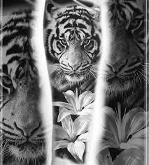 design ready to grab forearm or calf purplerosebristol tiger
