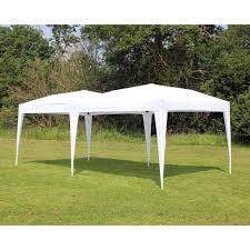 costway 10 u0027x30 u0027heavy duty gazebo canopy outdoor party wedding tent