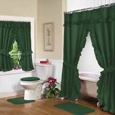 12 best double swag shower curtains and matching window curtains
