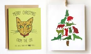 handmade cards with feline flair hauspanther