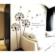 peel off wallpaper barn wall decal wall beautiful dandelion wall decal to bring your