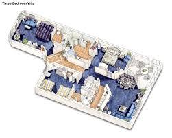 3 Bedroom Resort In Kissimmee Florida 3 Bedroom Villa At Holiday Inn Vacation Ora Vrbo